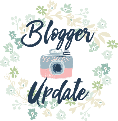 Blogger Update - Stay Bookish