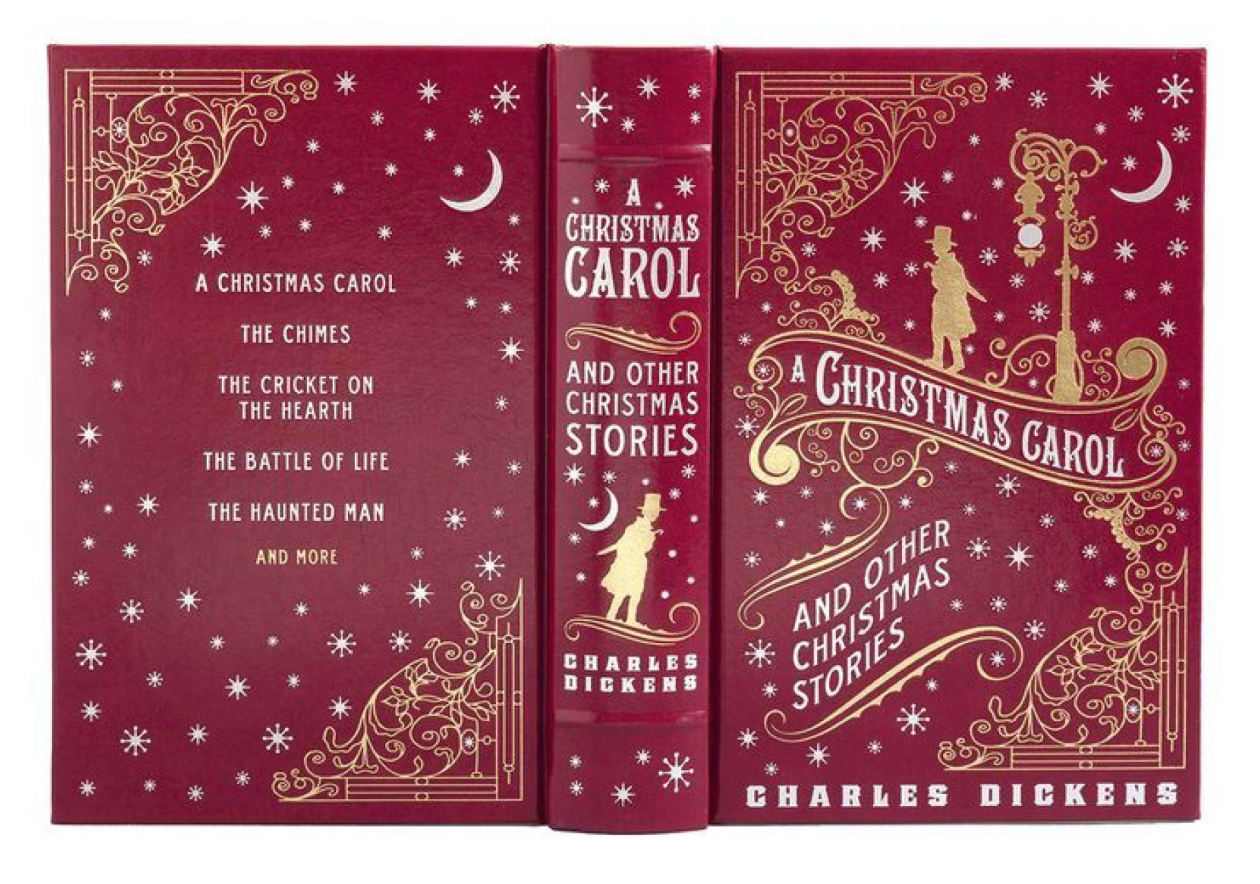 a christmas carol - Barnes and Noble Leatherbound Classic Collection 1