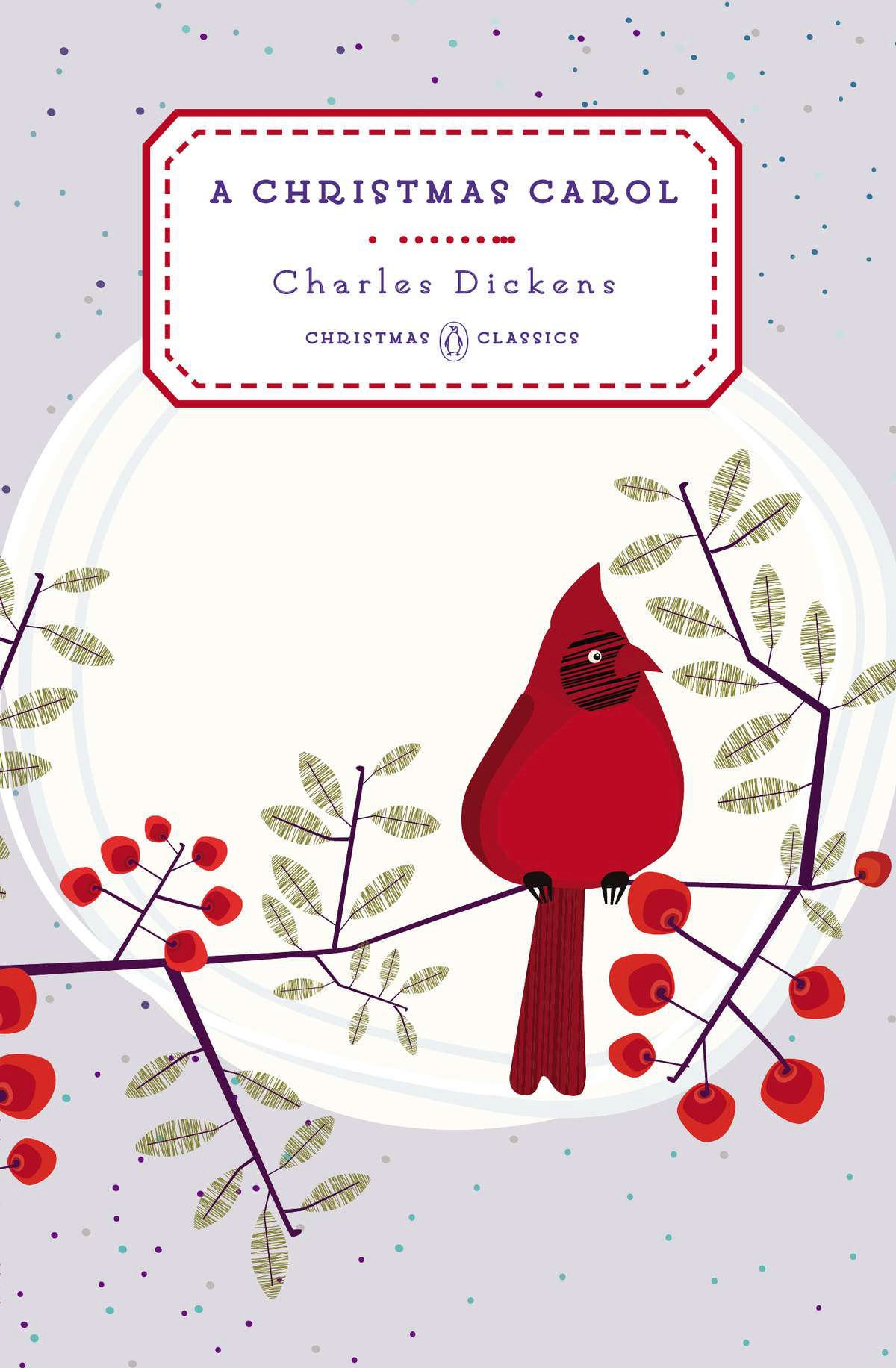 a christmas carol by charles dickens - penguin christmas classics