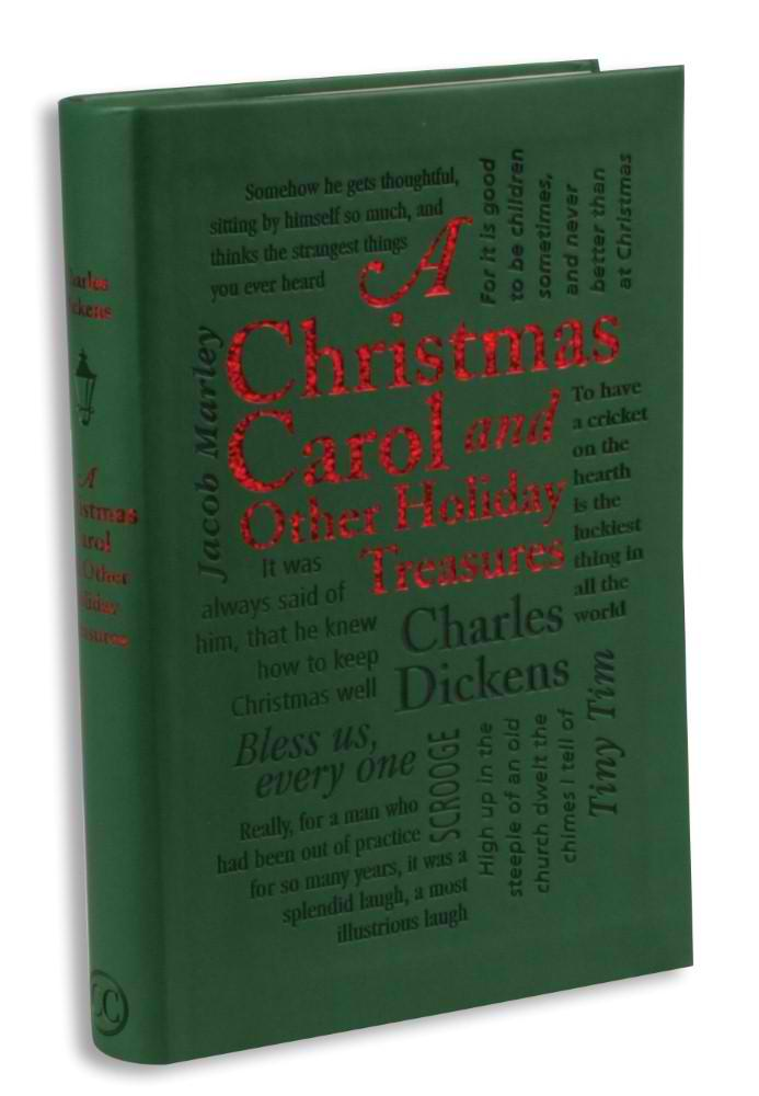 a christmas carol by charles dickens - word cloud