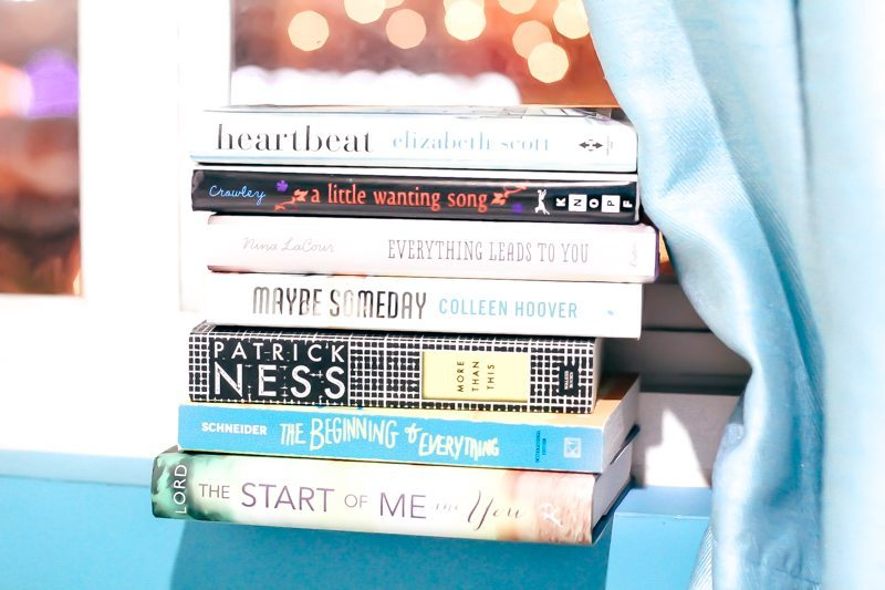 Loveathon 2016 Book Spine Poetry