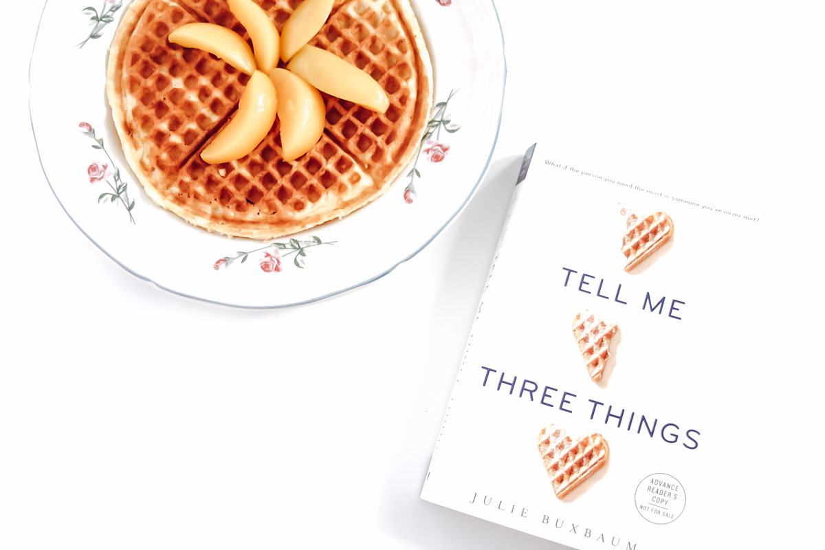 Review - Tell Me Three Things by Julie Buxbaum