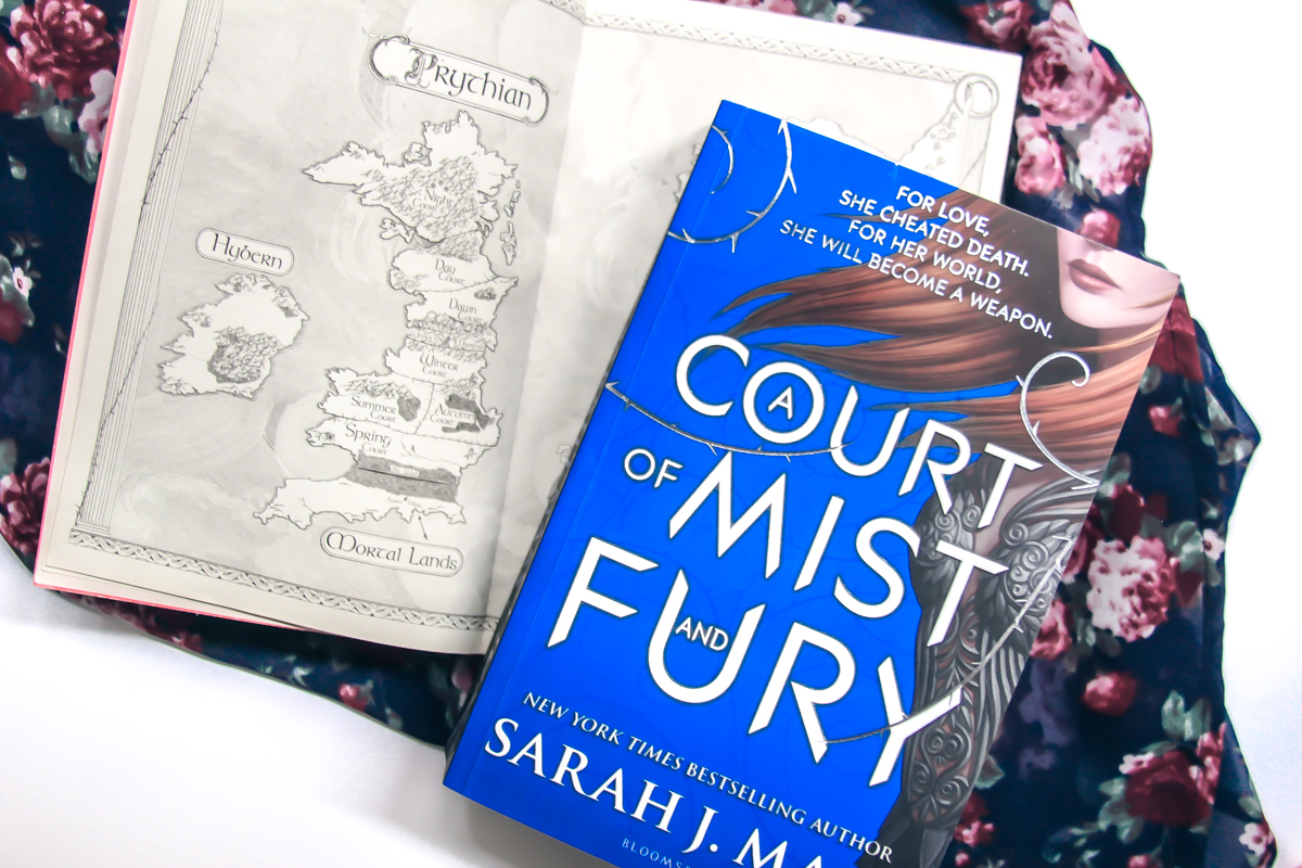 A Court of Mist and Fury by Sarah J. Maas - Book Review