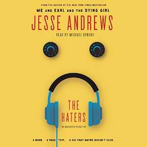 On Audio: The Haters by Jesse Andrews