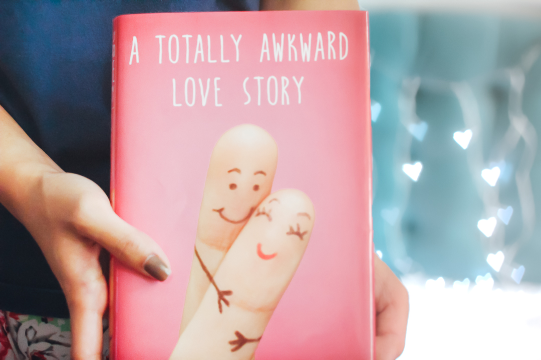 Book Review - A Totally Awkward Love Story by Tom Ellen Lucy Ivison