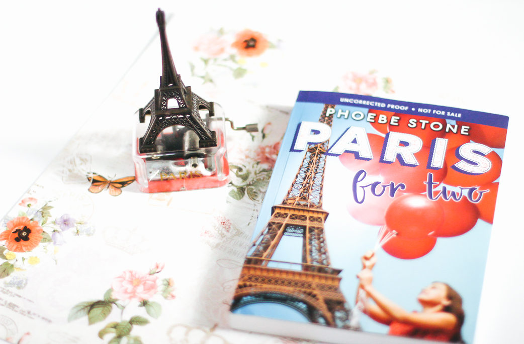 Book Review -Paris For Two by Phoebe Stone