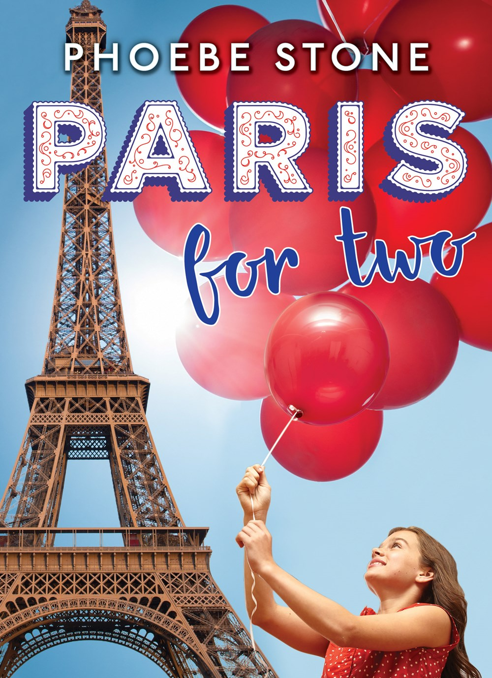 Paris for Two by Phoebe Stone