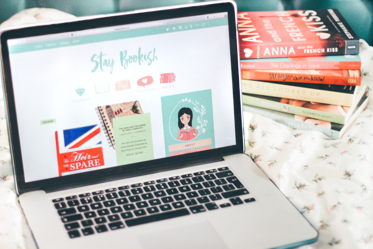 Stay Bookish - Three Years Of Book Blogging