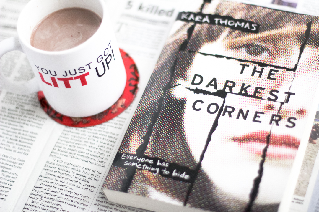 Book Review - The Darkest Corners by Kara Thomas
