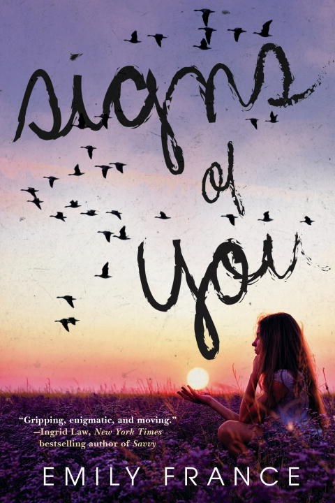 Signs of You by Emily France || #ThrillerThursday