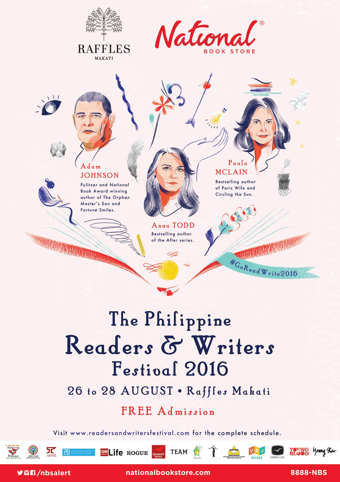 The Philippine Readers and Writers Festival