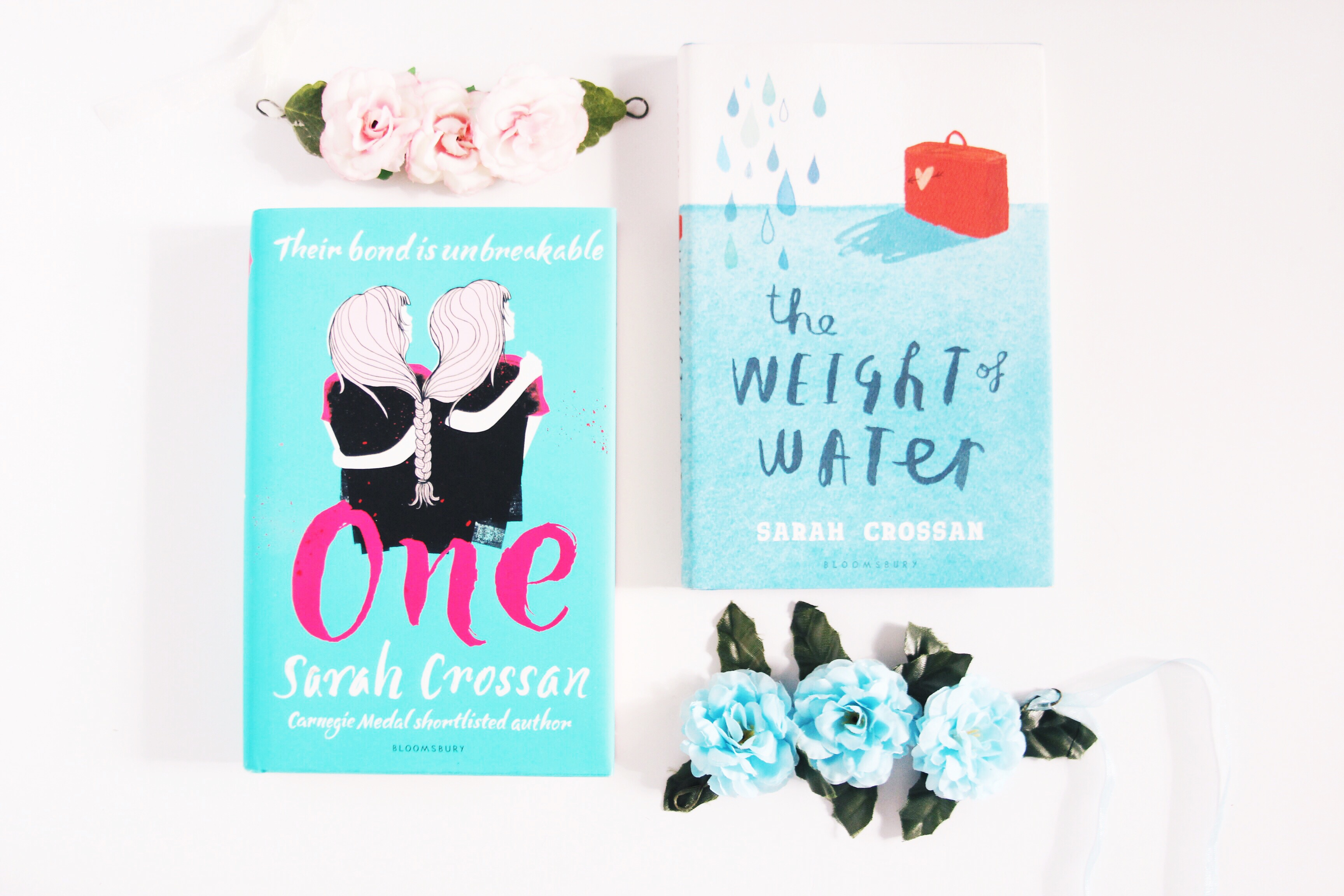 one-and-the-weight-of-water-by-sarah-crossan