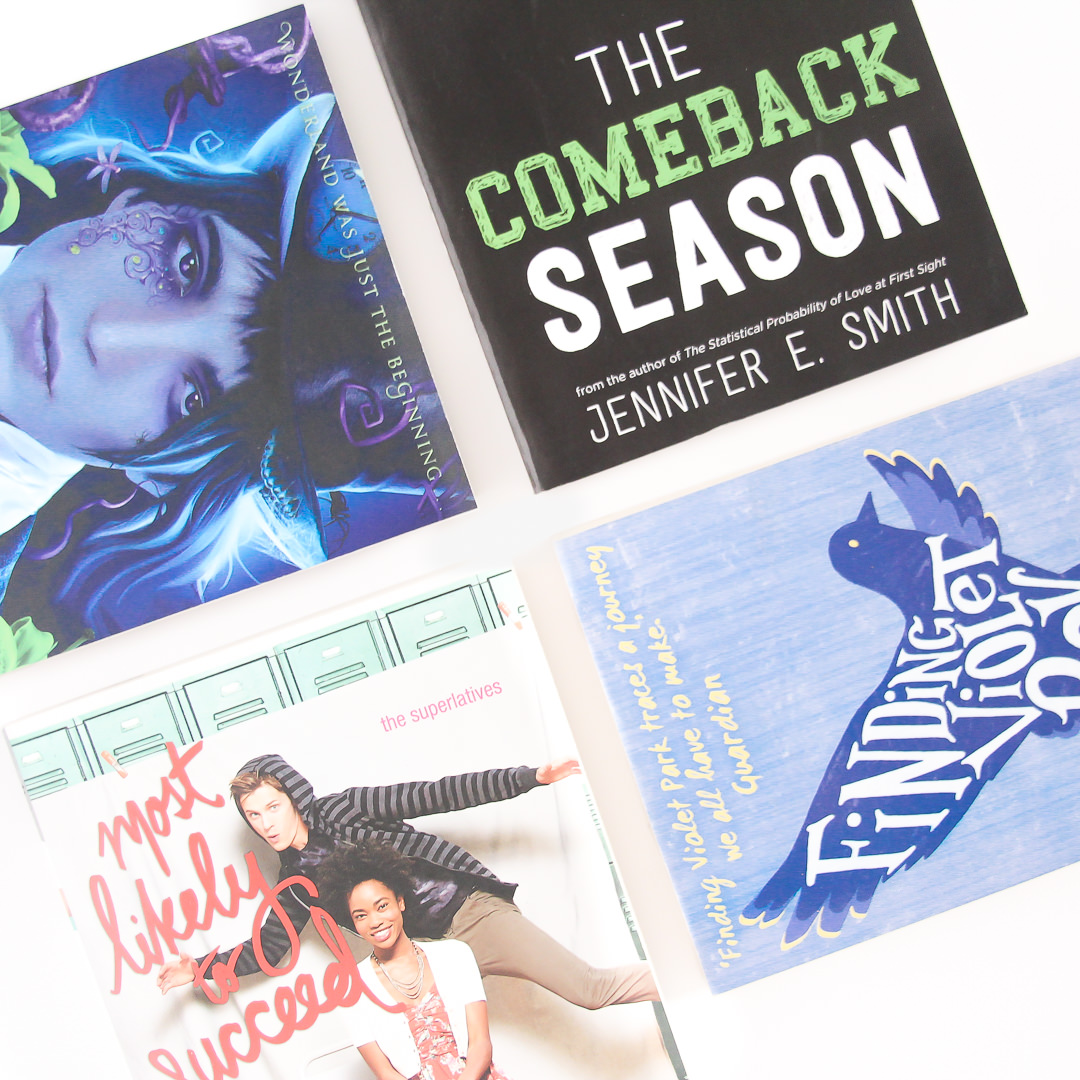 book-sale-haul-most-likely-to-succeed-the-comeback-season