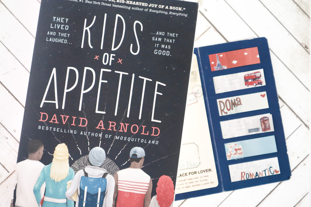 Book Review - Kids of Appetite by David Arnold