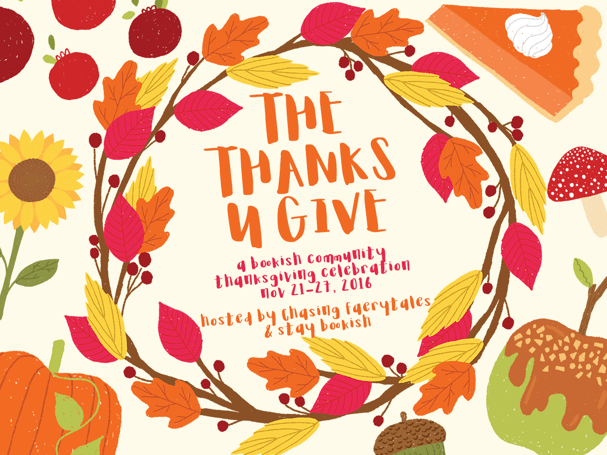 The Thanks U Give Kick-off + EPIC Thanksgiving giveaway