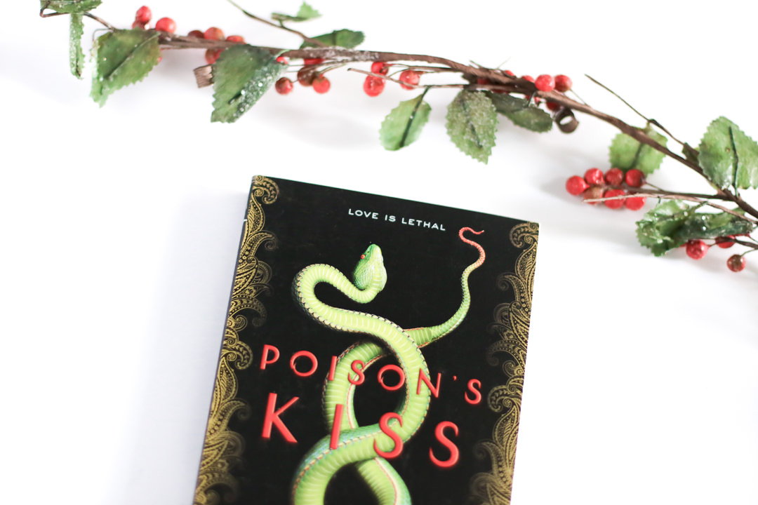 Book Review - Poison's Kiss by Breeana Shields