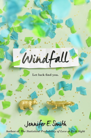 PH Blog Tour: Windfall by Jennifer E. Smith