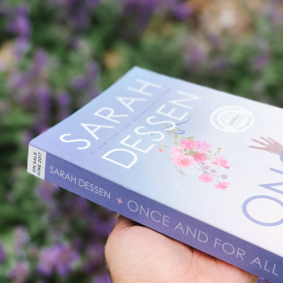Once and for All by Sarah Dessen