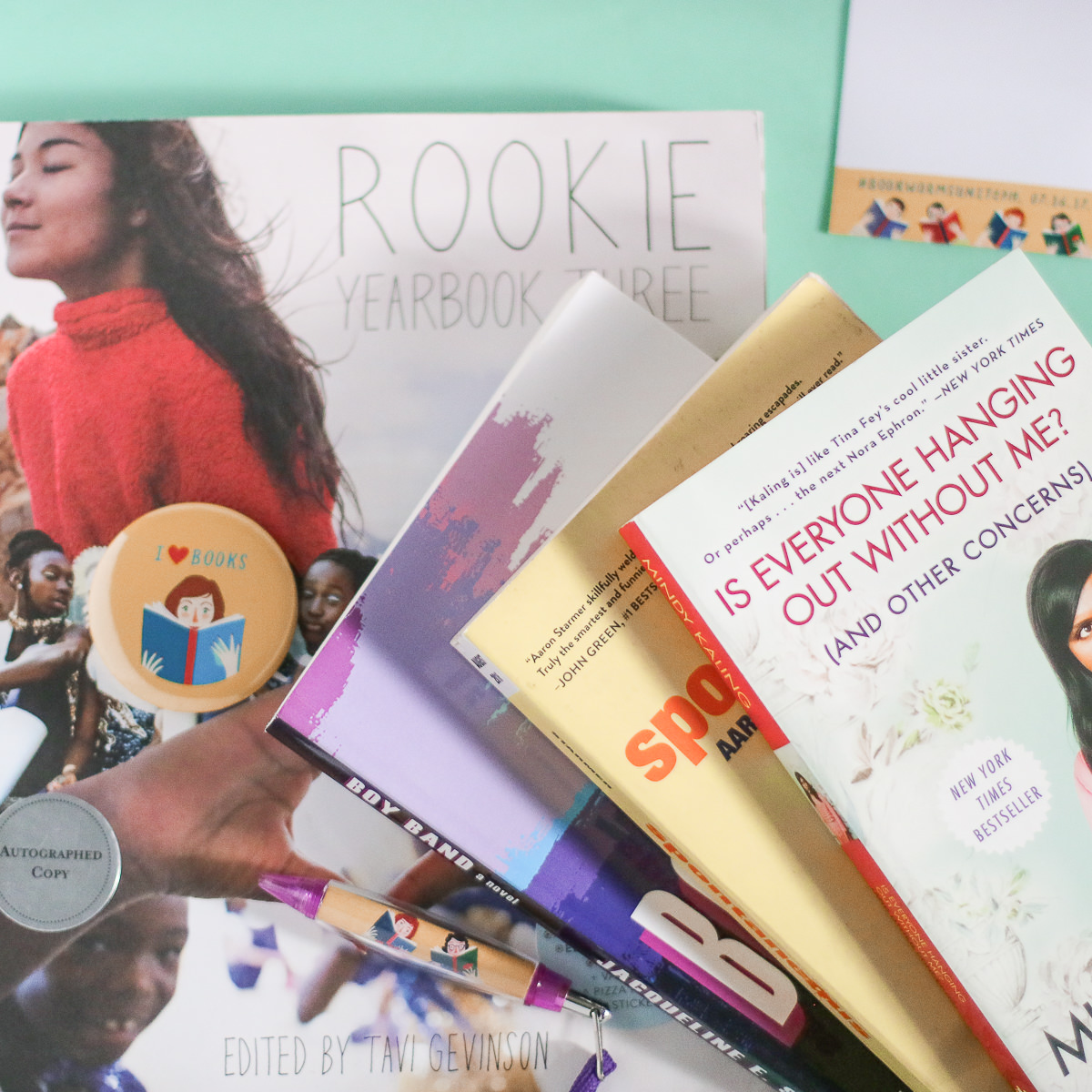 Hazel's Bookworms Unite PH 2017 Haul