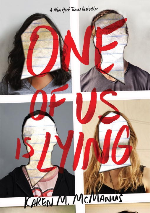 One of Us Is Lying by Karen M. McManus