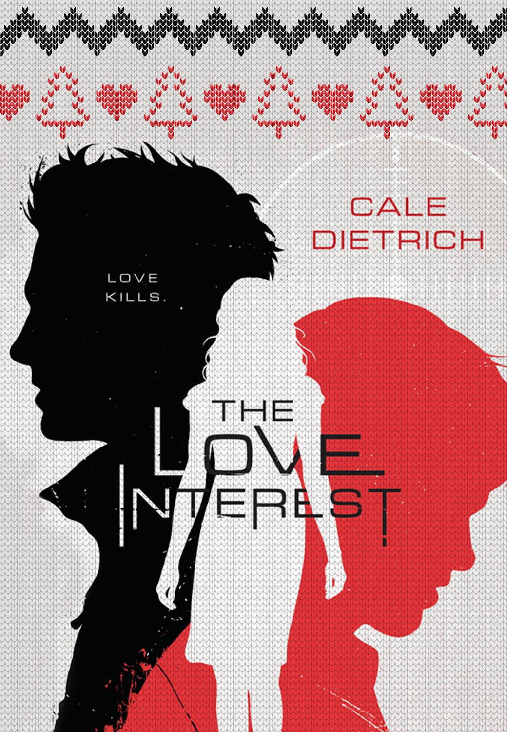 YA Christmas Sweater - The Love Interest