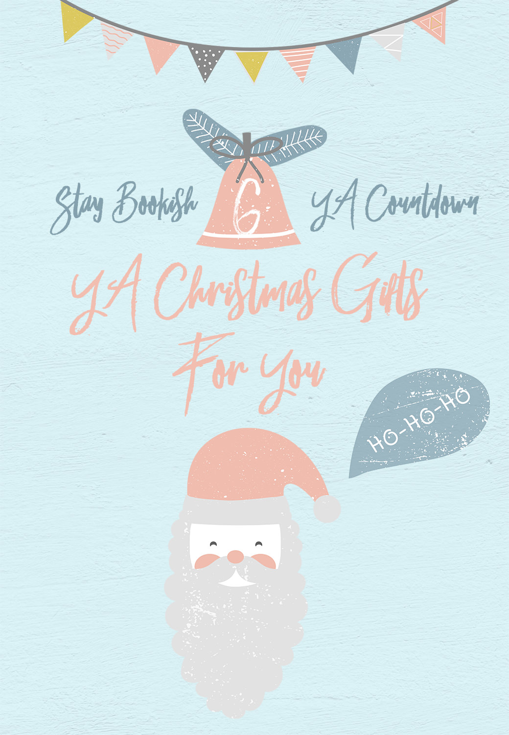 YA Countdown - Christmas Gifts