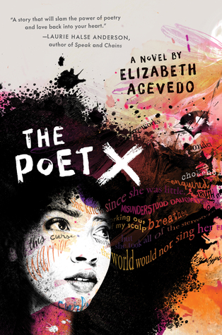 Blog Tour: The Poet X by Elizabeth Acevedo