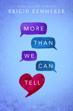 Quote Book || More Than We Can Tell Blog Tour + Giveaway
