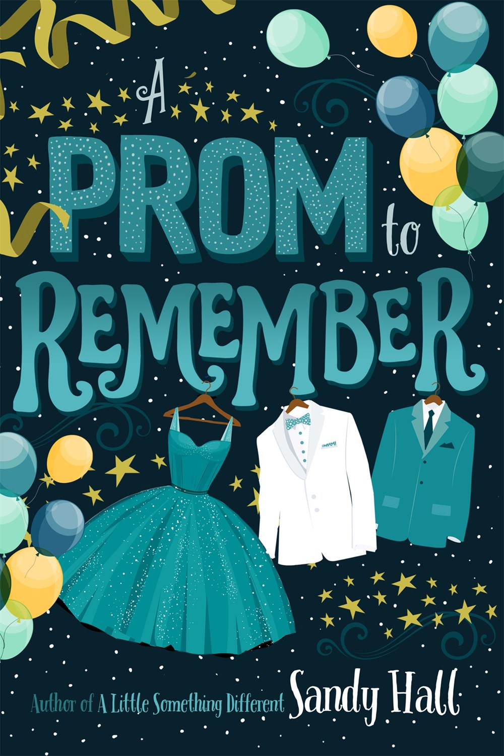 ARC Review: A Prom to Remember by Sandy Hall