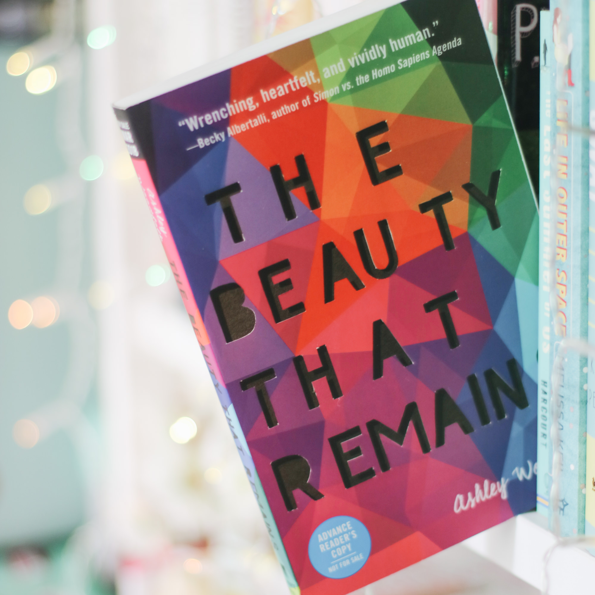 The Beauty That Remains by Ashley Woodfolk - Book Review