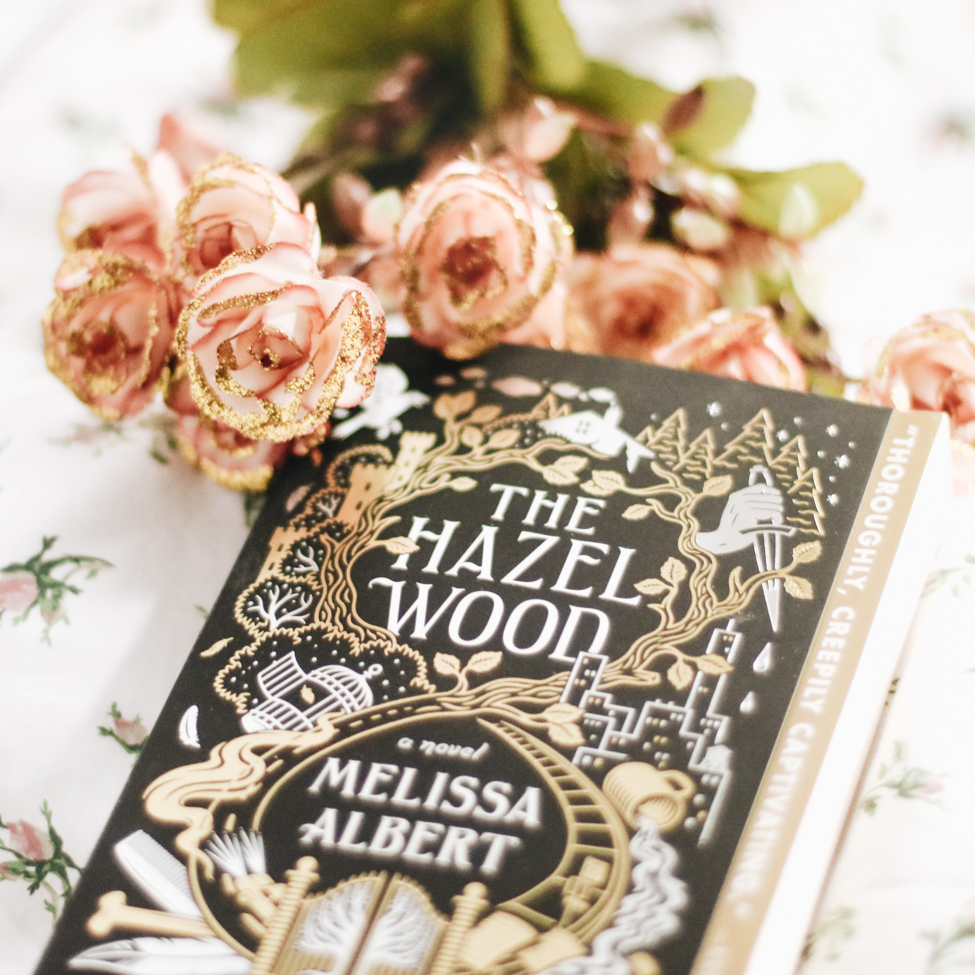 Book Review - The Hazel Wood by Melissa Albert