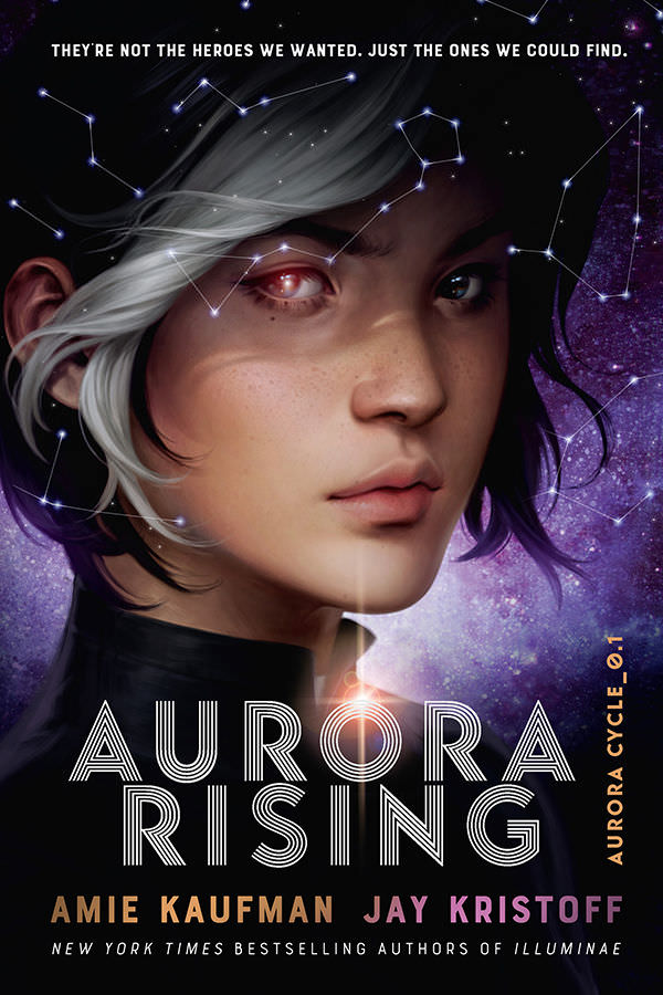 Aurora Rising by Amie Kaufman & Jay Kristoff || Blog Tour Review